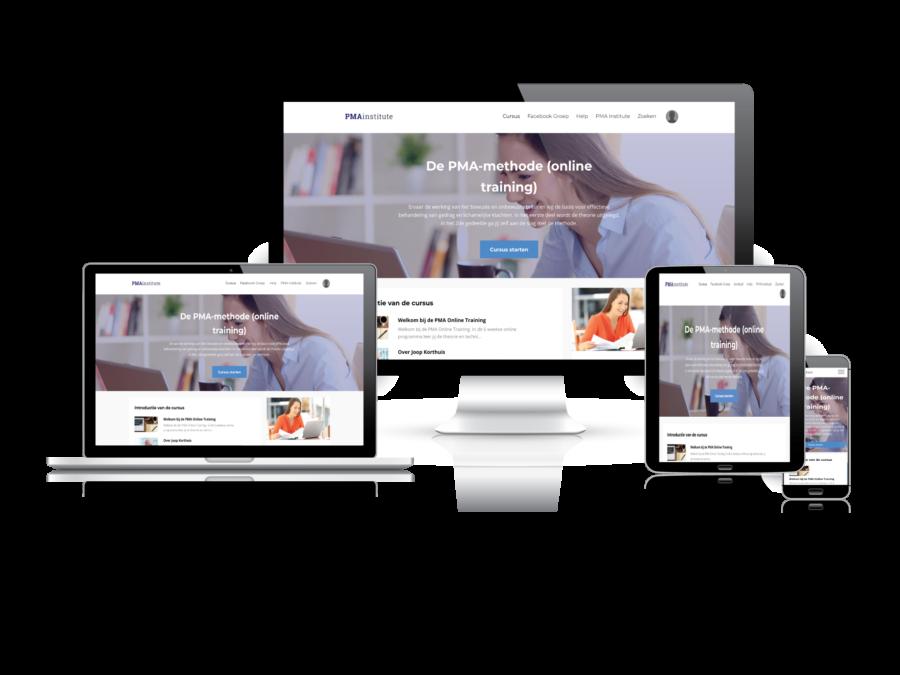 Product-De-PMA-methode-online-training